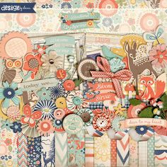 Snap Click Supply Co. - Woodland Spring Complete Kit, $8.99 (http://www.snapclicksupply.com/designers/design-by-dani/woodland-spring-complete-kit/)