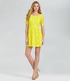 $45.15 | Cremieux Lindsey Lace Dress | Dillard's