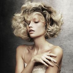 Congratulations to HJ's British Hairdresser of the Year Angelo Seminara! MYCURL x