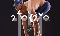 Tokyo 2020 Olympics Logo Design