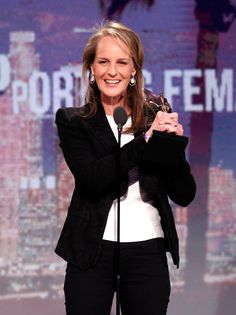Helen Hunt accepts the award for Best Supporting Female (The Sessions) at the 2013 Spirit Awards Helen Hunt, Wardrobe Makeover, What Women Want, Spirit Awards, First Event, You Mad, Independent Films, Movie Stars, Famous People