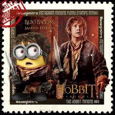 Minions El Hobbit: Bilbo Baggins