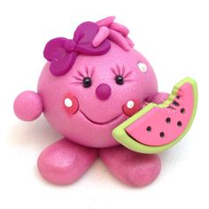 Hey, I found this really awesome Etsy listing at http://www.etsy.com/listing/154391931/lolly-with-watermelon-polymer-clay