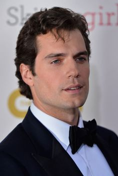 17 Times Your Lover Henry Cavill Was Exactly Where He Was Supposed To Be