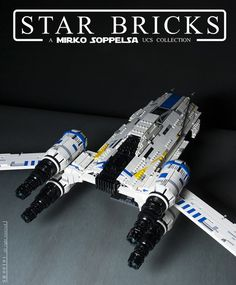 UCS LEGO Star Wars U-wing gunship from Rogue One