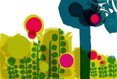 Primary Botanicals - Chris Haughton   Patternbank
