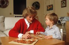 Putting Puzzles Together With Prince William