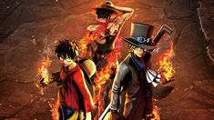 Fecha y ofertas de lanzamiento para One Piece Burning Blood