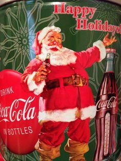 Coca Cola Poster, Coca Cola Ad, Always Coca Cola, Pepsi, Coca Cola Christmas, Christmas Ad, Father Christmas, Xmas, Christmas Paper