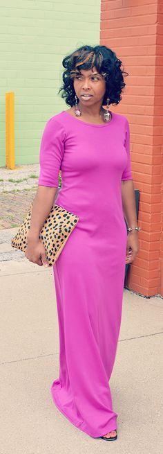 Maxi Dress, Summer Style, Summer Outfit Idea,