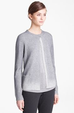 Max Mara Ombré Cashmere Cardigan available at #Nordstrom