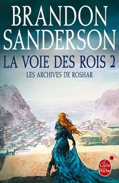 Amazon.fr - La Voie des Rois, volume 2 (Les Archives de Roshar, Tome 1) - Brandon Sanderson - Livres