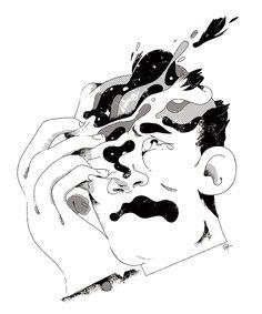 Dribbble - losing_my_mind_03.jpg by Emory Allen