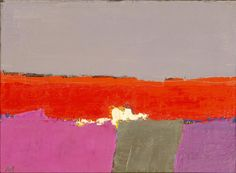* Bord de mer (1952) - Nicolas de Staël (1914 –  1955)