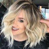 Most Liked Short Ombre Layered Hairstyles 2018 for Women To Try This Year