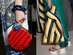 graphic bags Spring 2016 Trends Report: The Best Women's Fashion Trends For SS16 | Marie Claire