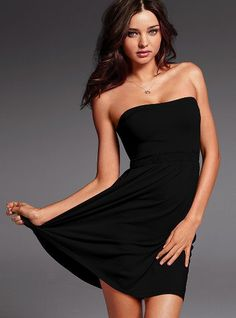 Strapless Bra Top Dress - Victoria's Secret