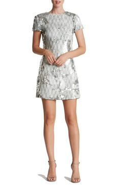 73412d44e2c Dress the Population  Ellen  Sequin Sheath Dress