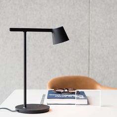 The Tip Lamp, a Scandinavian design fit for your work desk or home.