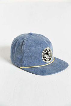 0daa2e47d5184 Deus Ex Machina Customs Strapback Hat. Strapback Hats