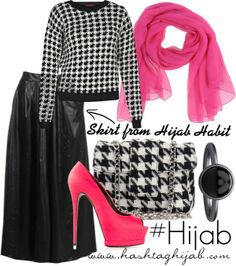 Hashtag Hijab Outfit #226