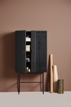 Array Highboard kast Design by Says Who voor Woud - Smukdesign Black Furniture, Unique Furniture, Online Furniture, Painted Furniture, Diy Furniture, Furniture Design, Furniture Websites, Inexpensive Furniture, Discount Furniture
