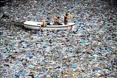 landfill ocean - Google Search