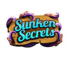 Sunken Secrets game art on Behance