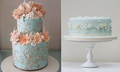 piping patterns for cakes - Google Search