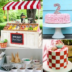 12 Parties Fit For Your Favorite Little Foodie!