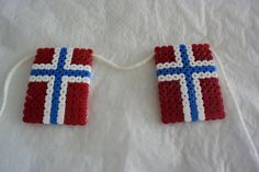 17. mai pynt – Mitt Lille Prosjekt Kids Crafts, Diy And Crafts, Arts And Crafts, Ponytail Hat Knitting Pattern, Scandi Style, Creative Kids, Cool Diy, Holidays And Events, Perler Beads