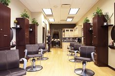 Our salon services all include a professional hair consultation as well as a complimentary neck, shoulder and scalp stress relief treatment.