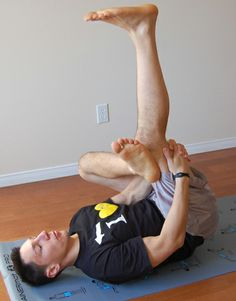 20 Static Stretches for a Better Body