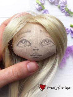 "❤️ Интерьерные куклы ""Twenty - five toys"""