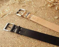 "Polubienia: 30, komentarze: 5 – Fabryka Rzeczy Fajnych (@frf.com.pl) na Instagramie: ""Natural or dyed leather? Initials or logo embossing? Shiny or satin buckle? You can choose it all,…"""