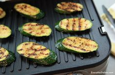 This is hands-down the easiest, most delicious grilled zucchini recipe you'll ever try—we promise!