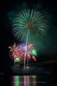 The earliest documentation of fireworks dates back to 7th century China, where they were invented...