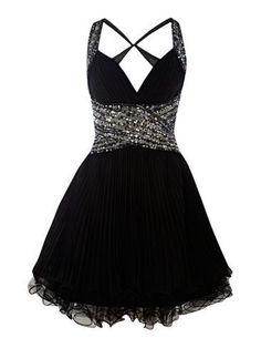 Sexy Black Dress. Gorgeous!!