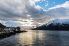 Fjord sunset by Héctor Izquierdo Bartolí on 500px