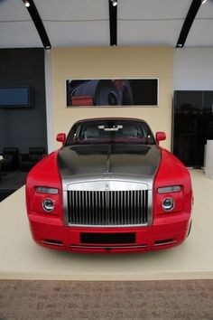 Rolls-Royce Phantom Coupé I want this so bad!