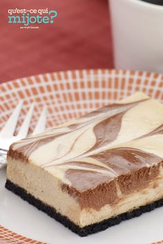 Gâteau au fromage PHILADELPHIA marbré choco-vanille #recette Biscuit Oreo, Seasonal Celebration, Cookie Crumbs, Calories, Cookies And Cream, Cheesecakes, Sour Cream, Special Occasion, Easy Meals