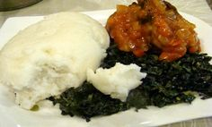 Swahili Mom Kitchen: Ugali Recipe (Sima) Tanzania