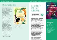 Ce que «La Presse» en pense - La Presse+ Chimamanda Ngozi Adichie, Thinking About You, Reading