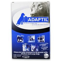 Adaptil D.A.P (Dog Appeasing Pheromone) Collar for Medium to Large Dogs  27.6 Pet Supplies Near Me