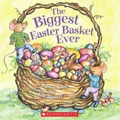 Lovable Clayton and Desmond are back in this Easter companion to the bestselling book THE BIGGEST PUMPKIN EVER! As Mouseville prepares for a gala Easter celebration on the village green, complete with
