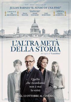 L'altra metà della storia, scheda del film con Charlotte Rampling e Jim Broadbent, leggi la trama e la recensione, guarda il trailer, trova cinema Roma Milano Italia.