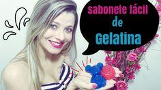Sabonete De Gelatina (Faça você mesmo) | Por Jacky Coutinho
