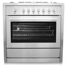 Shop for Freestanding/ Slide-in Stainless Steel 36-inch Gas Range (cos-965ag)…