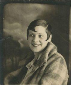 Coupe de cheveux 1920s Style