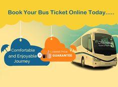 Bus Booking Online..... #merinatravels Visit: http://merinatravels.com/